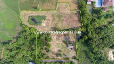 (LS324-03) Land with Beautiful Views Close to the Main Road For Sale i