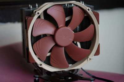 Noctua Austria CPU Premium Super Silent Cooler Heatsink Fan
