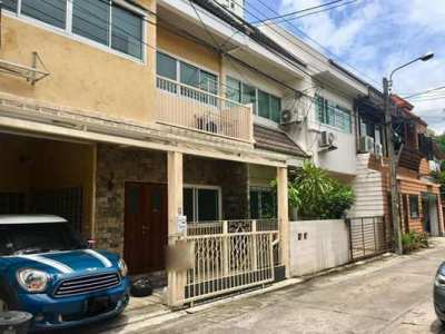 FOR RENT TOWNHOUSE THONGLOR / 2 beds 2 baths / 27 Sqw.**48,000*