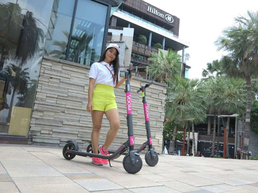 4-18 x Ninebot Electric Scooter ES2 / ES4