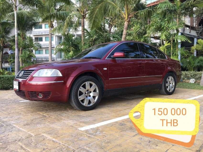 Reliable German car in Pattaya:)