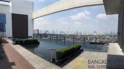 Ivy Ampio Luxury Condo High Floor Studio Unit for Rent - Best Price