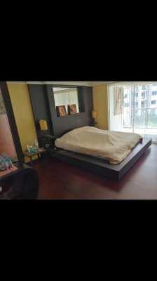 Cozy large 1 bed condo in quiet area at Pratumnak