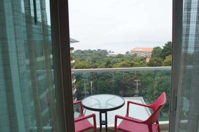 One bedroom for sale at The View Pratamnak
