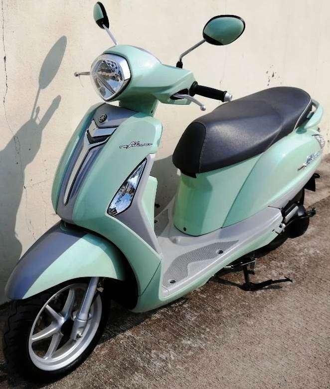 06/2018 Yamaha Grand Filano only 2.xxx km 44.900฿ Finance by shop