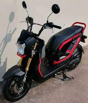 01/2019 Honda Zoomer - - 42.900 ฿ Finance by shop