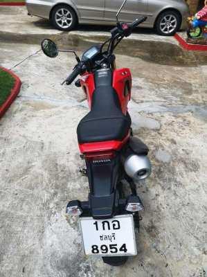 honda  msx 125 in perfekt condition