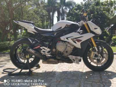 BMW S1000R - Very Low milage and Showroom Condition