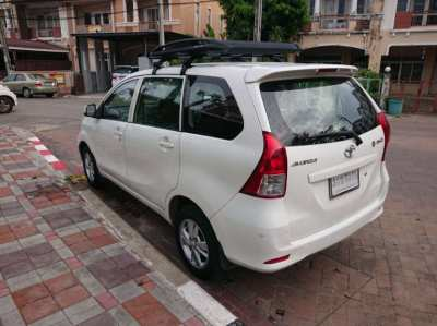 TOYOTA AVANZA Low Mileage