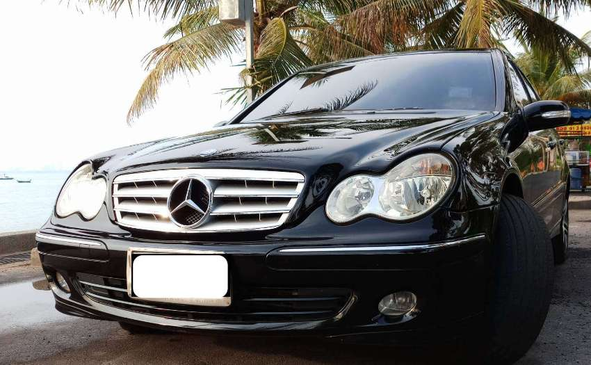 SALE Benz C 180 KOMPRESSOR, W203 Year 2005