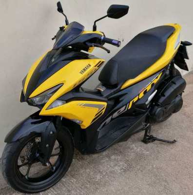 07/2018 Yamaha Aerox 155 51.900 ฿ Finance by shop