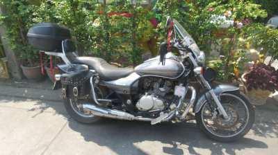 Kawasaki Boss 174cc