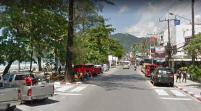 Hotel, Plaza and Shopping Mall For Sale 9 Rai, Patong Beach, Phuket.