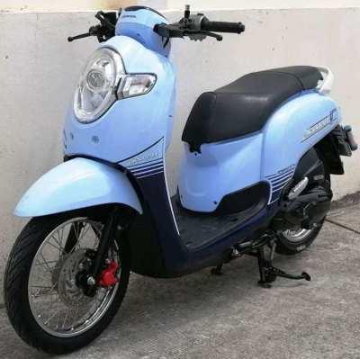 11/2018 Honda Scoopi 3.xxxkm 39.900 ฿ Finance by shop