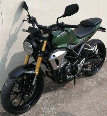 12/2018 Honda CB-150R - - 58.900 ฿ Finance by shop