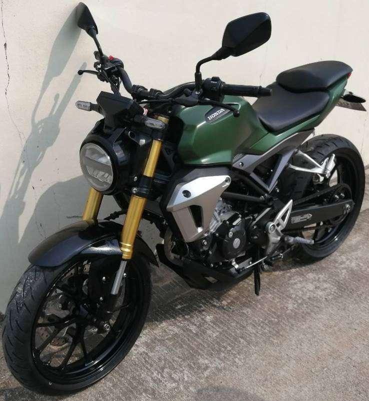 12/2018 Honda CB-150R - - 58.900 ฿ Finance by shop
