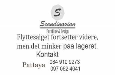 FIRE SALE Scandinavian furniture