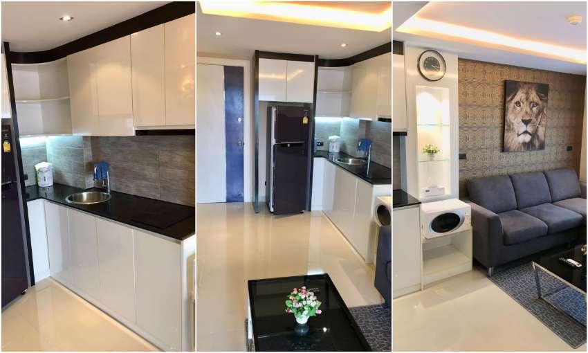 Best Deal! Luxury Condo 38m2 Blue Residence