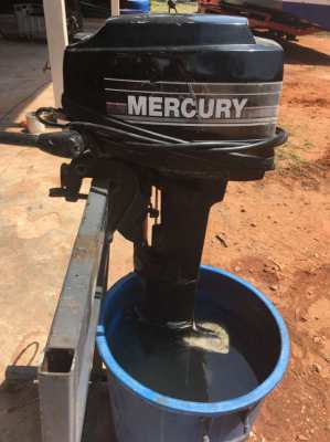 OUTBOARD ENGINE MERCURY 9,9 HP