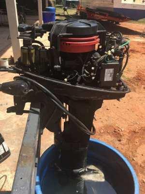 OUTBOARD ENGINE MERCURY 9,9 HP