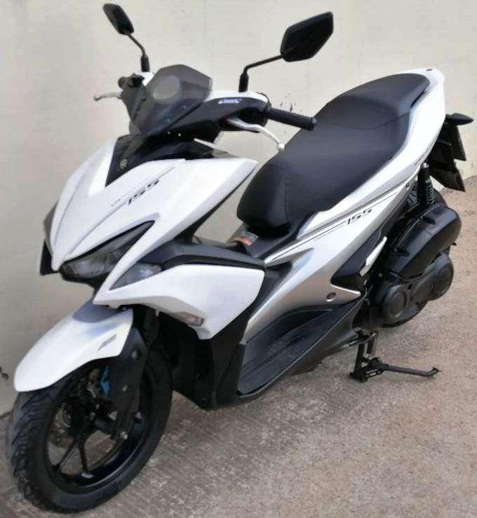 09/2017 Yamaha Aerox 155 46.900 ฿ Finance by shop