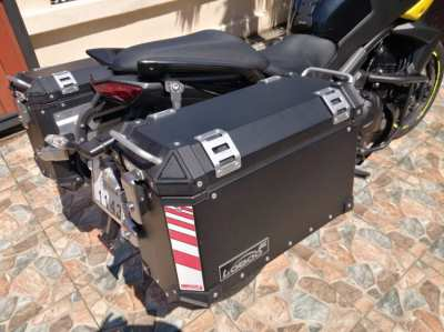REDUCED -  KAWA VERSYS 650 - 2014 -