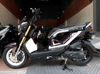 Honda Zoomer Cash/installment