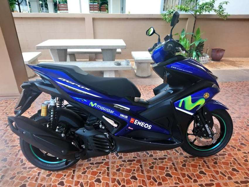 Yamaha Aerox 155cc R Series Moto GP Edition 2017