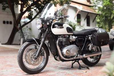 Great Deal - For Sale Triumph Bonneville T120