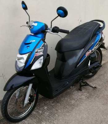 2017 Suzuki Lets 28.900 ฿ Finance by shop