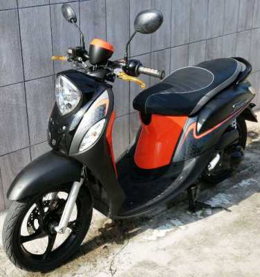07/2017 Yamaha Fino 33.900 ฿ Finance by shop
