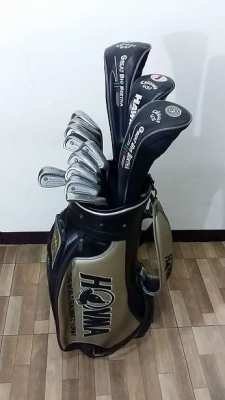 golf full set with bag