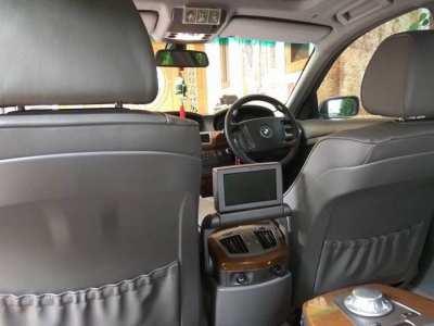 BMW 730Li, all options TV, DVD, fridge, sunroof, tax insurance 04/20