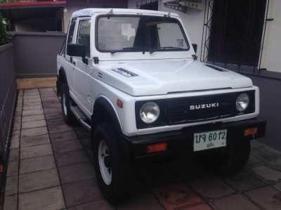 Suzuki 4x4 1.6 Auto pickup