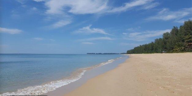 Beach Front Land For Sale 164 Rai, Khuek Khak, Phang nga.