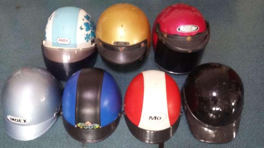 Helmets various