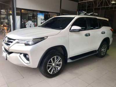 Toyota Fortunner 2018 AT 4WD  2.4
