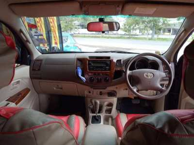 Toyota Vigo 3.0G Year 2007 used only 4X,XXX Kilometers