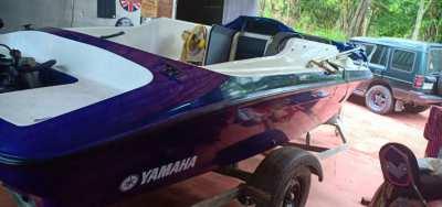 Yamaha Fast Fisher 18'6