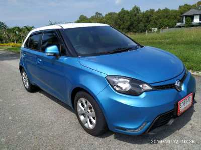 Cheap Like-New MG3 1.5D Hatchback Auto/Manual 2017 Sale by Owner