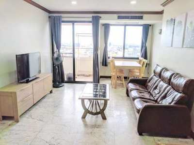 (เช่า) FOR RENT SI PHRAYA RIVER VIEW / 2 beds 1 bath / **22,000**