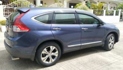 2012 Honda CR-V 2.4EL, 4WD, AT for sale.