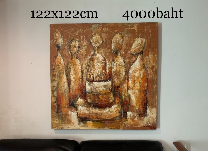 Oil painting clearance