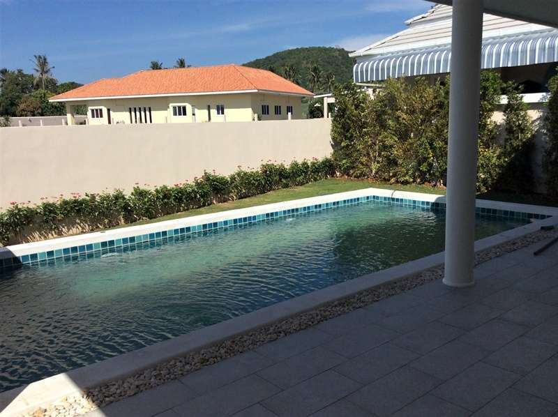 Last New Furnished Mountain View 2 BR 2 Bath Pool Villa