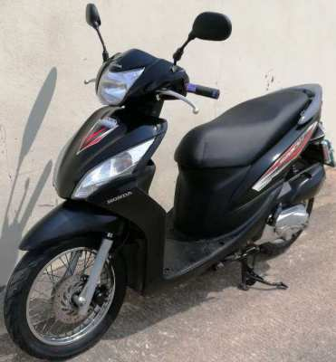 01/2013 Honda Spacy 23.900 ฿ Finance by shop