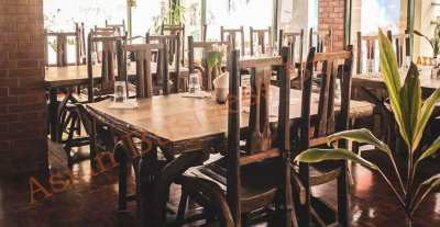 1001013 Chiang Mai Restaurant and Bar in High Profile Location