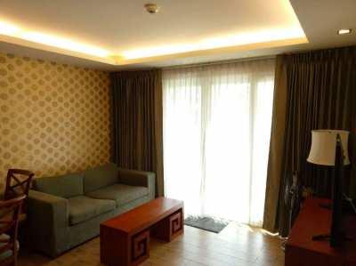 City Garden Condominium for rent Central Pattaya near Walking Street..