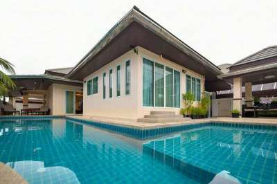 Luxury Pool Villa For Sale in Huay Yai!!