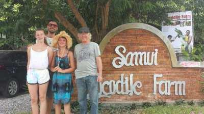 Samui Crocodielfarm