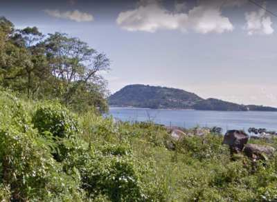 Beach Front Land For Sale 14 Rai, Kalim beach, Patong, Phuket.